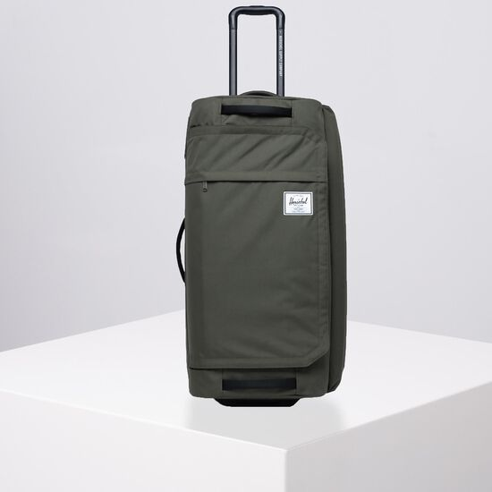 Wheelie Outfitter 90L Travel Tasche, oliv, zoom bei OUTFITTER Online