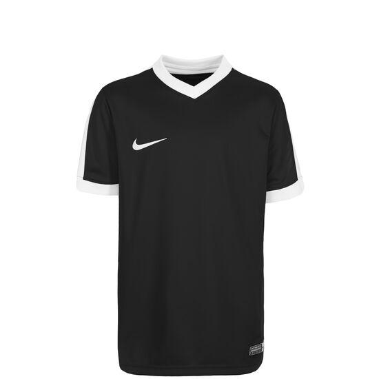 Striker IV Fußballtrikot Kinder, schwarz / weiß, zoom bei OUTFITTER Online