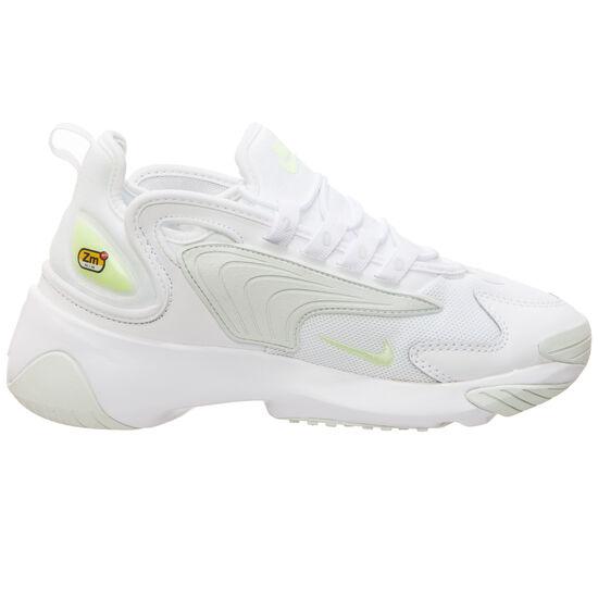 Zoom 2K Sneaker Damen, weiß / gelb, zoom bei OUTFITTER Online