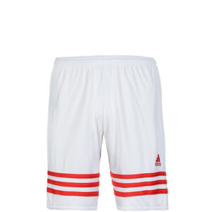 Entrada 14 Short Kinder, weiß / rot, zoom bei OUTFITTER Online