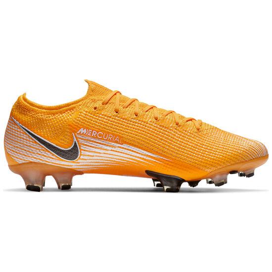 Mercurial Vapor 13 Elite FG Fußballschuh Herren, orange / weiß, zoom bei OUTFITTER Online