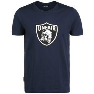 Punchingball Emblem T-Shirt Herren, dunkelblau / weiß, zoom bei OUTFITTER Online