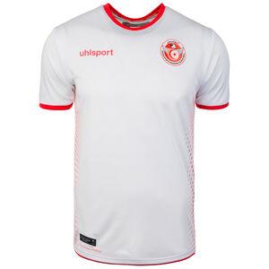Tunesien Trikot Home WM 2018 Herren, Weiß, zoom bei OUTFITTER Online