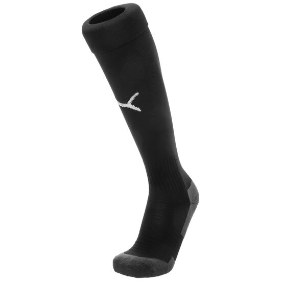 Team Liga Core Sockenstutzen, schwarz / weiß, zoom bei OUTFITTER Online