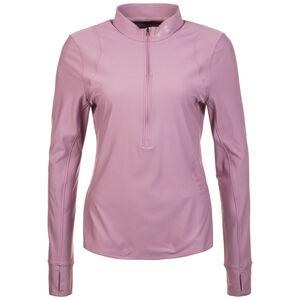 Qualifier Half Zip Laufshirt Damen, lila, zoom bei OUTFITTER Online
