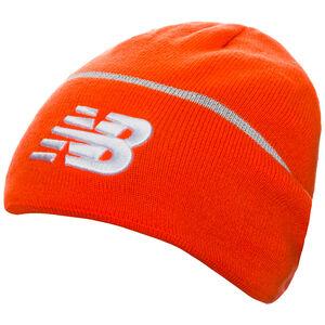 Team Beanie, orange, zoom bei OUTFITTER Online