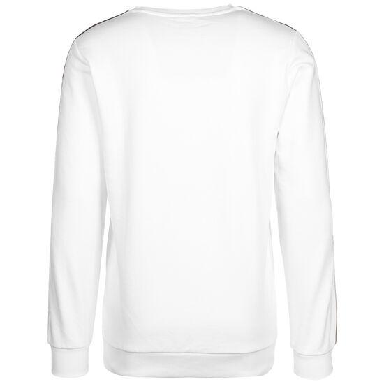 Aren Crew Sweatshirt Herren, weiß / schwarz, zoom bei OUTFITTER Online