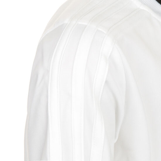 Condivo 18 Trainingsjacke Jungen, weiß / schwarz, zoom bei OUTFITTER Online