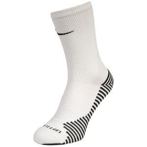 Squad Crew Socken, weiß / schwarz, zoom bei OUTFITTER Online