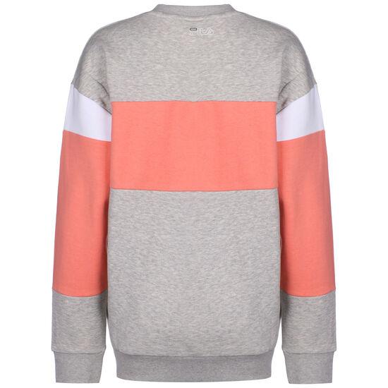 Lana Crew Sweatshirt Damen, grau / korall, zoom bei OUTFITTER Online