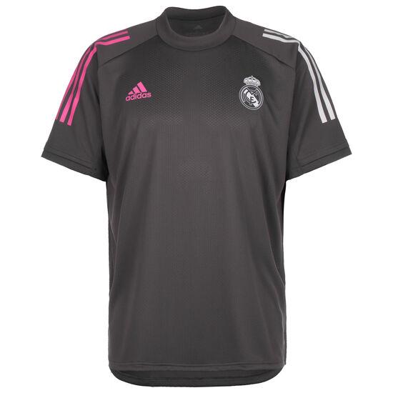 Real Madrid Trainingsshirt Herren, anthrazit / weiß, zoom bei OUTFITTER Online