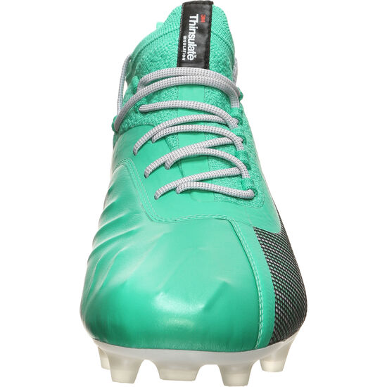 ONE 5.1 Limited Edition FG/AG Fußballschuh Herren, mint / weiß, zoom bei OUTFITTER Online