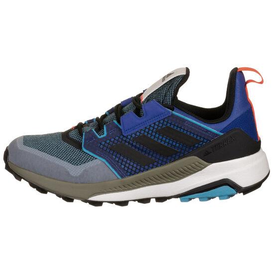 Terrex Trailmaker Trail Laufschuh Herren, blau / schwarz, zoom bei OUTFITTER Online