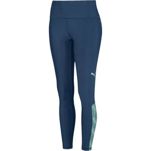 ftblNXT Trainingstight Damen, blau / mint, zoom bei OUTFITTER Online