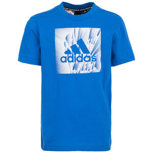 Must Haves Box Trainingsshirt Kinder, blau, zoom bei OUTFITTER Online