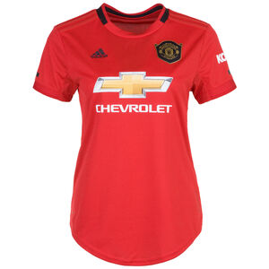 Manchester United Trikot Home 2019/2020 Damen, rot, zoom bei OUTFITTER Online