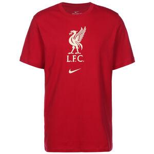 FC Liverpool Evergreen Crest T-Shirt Herren, rot / weiß, zoom bei OUTFITTER Online