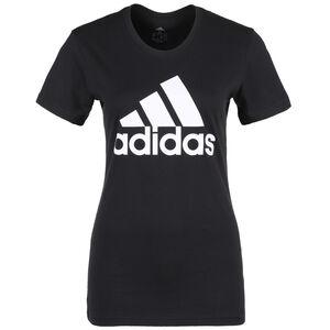 Must Haves Badge Of Sport Trainingsshirt Damen, schwarz / weiß, zoom bei OUTFITTER Online