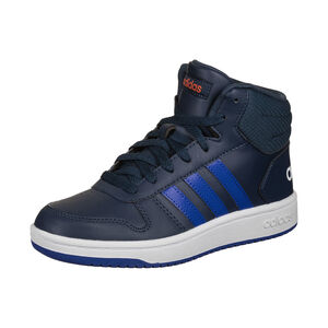 Hoops Mid 2.0 Sneaker Kinder, dunkelblau, zoom bei OUTFITTER Online