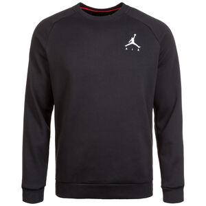 Jordan Jumpman Fleece Sweatshirt Herren, schwarz / weiß, zoom bei OUTFITTER Online