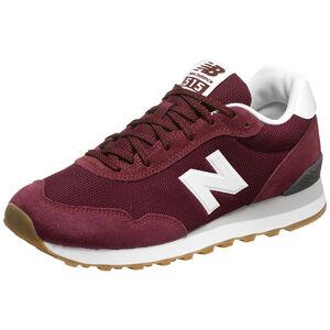 ML515 Sneaker Herren, bordeaux / weiß, zoom bei OUTFITTER Online