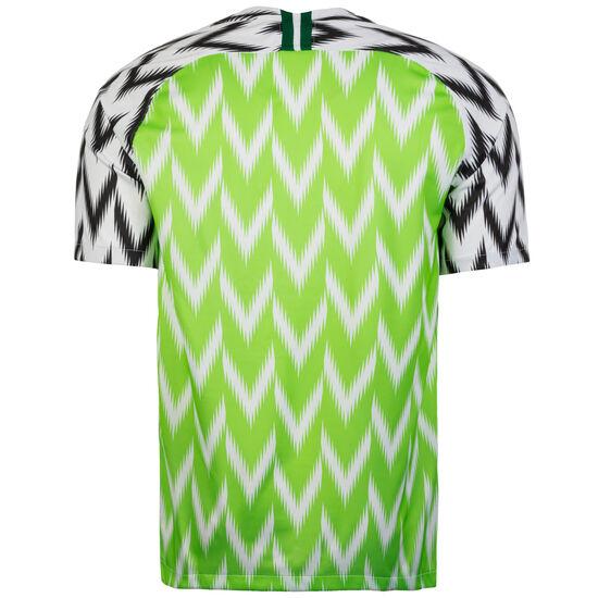 Nigeria Stadium Trikot Home WM 2018 Herren, Weiß, zoom bei OUTFITTER Online