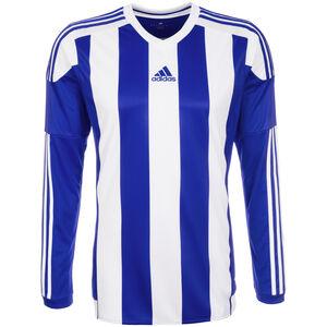 Striped 15 Fußballtrikot Herren, Blau, zoom bei OUTFITTER Online