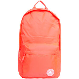 EDC Poly Rucksack, orange, zoom bei OUTFITTER Online