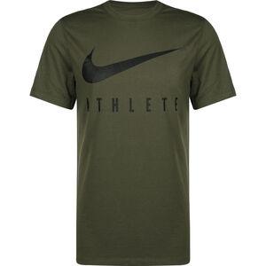 Dry Athlete Trainingsshirt Herren, khaki, zoom bei OUTFITTER Online