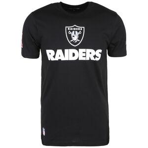 NFL Oakland Raiders T-Shirt Herren, schwarz, zoom bei OUTFITTER Online
