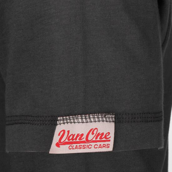 Bulli Front VW Bulli T-Shirt Herren, schwarz, zoom bei OUTFITTER Online