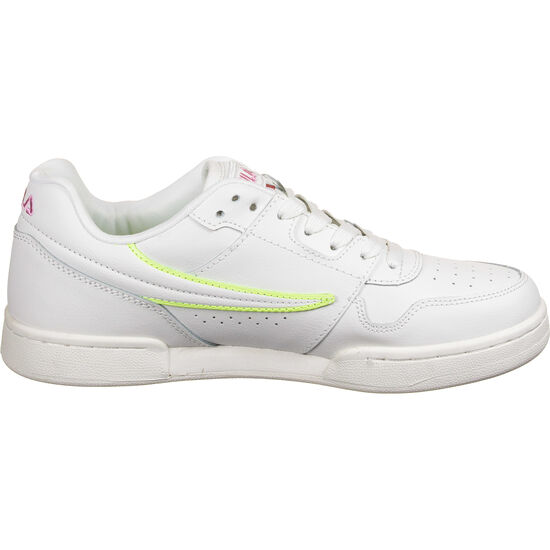 Arcade F Low Sneaker Damen, weiß / rosa, zoom bei OUTFITTER Online