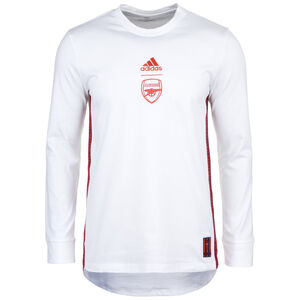 Arsenal London Trainingssweatshirt Herren, weiß, zoom bei OUTFITTER Online