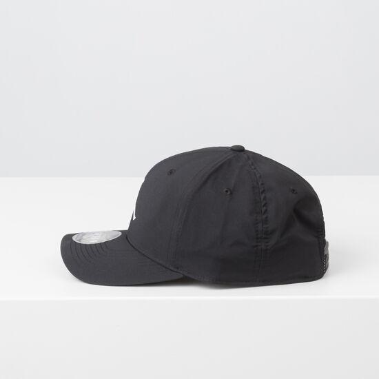 Jordan Classic99 Snapback Cap, schwarz / weiß, zoom bei OUTFITTER Online