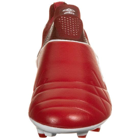 Medusae III Elite FG Fußballschuh Herren, rot / weiß, zoom bei OUTFITTER Online