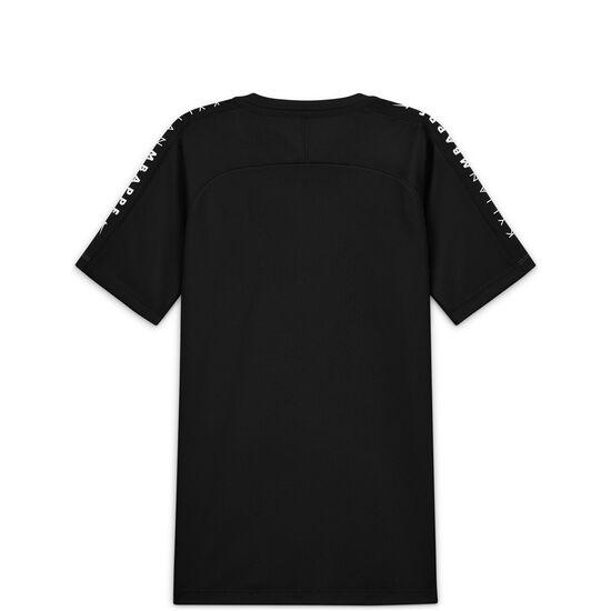 Kylian Mbappé Dry Trainingsshirt Kinder, schwarz / weiß, zoom bei OUTFITTER Online