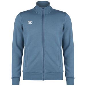FW Zip Track Trainingsjacke Herren, blau / weiß, zoom bei OUTFITTER Online