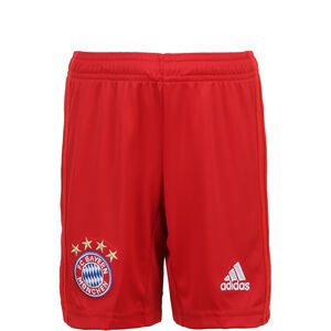 FC Bayern München Short Home 2019/2020 Kinder, rot, zoom bei OUTFITTER Online