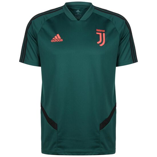 Juventus Turin Trainingsshirt Herren, grün, zoom bei OUTFITTER Online