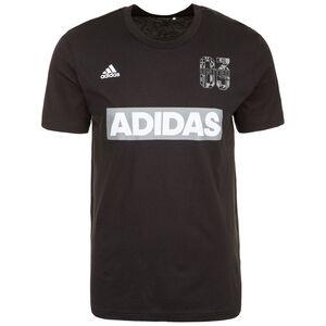 Sport ID Trainingsshirt Herren, schwarz / weiß, zoom bei OUTFITTER Online