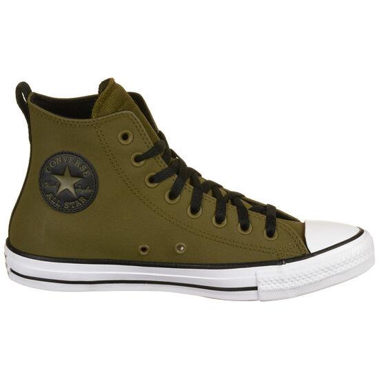Chuck Taylor All Star Hi Sneaker, dunkelgrün / khaki, zoom bei OUTFITTER Online