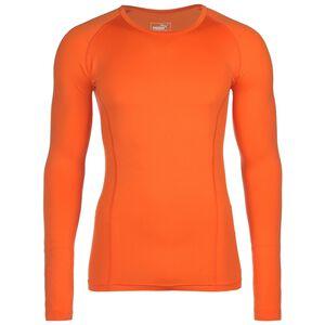 LIGA Longsleeve Herren, orange, zoom bei OUTFITTER Online