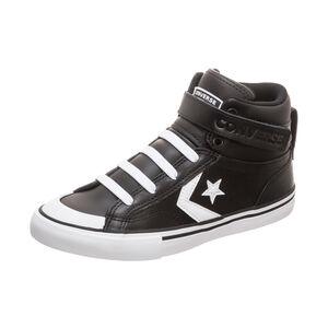 Pro Blaze Strap High Sneaker Kinder, schwarz / weiß, zoom bei OUTFITTER Online