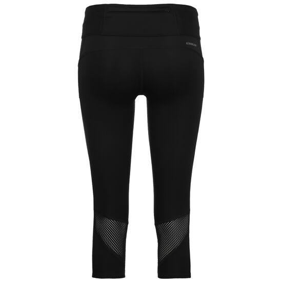 Own The Run 3/4 Lauftight Damen, schwarz, zoom bei OUTFITTER Online