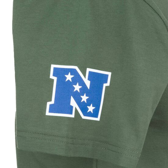NFL Green Bay Packers T-Shirt Herren, dunkelgrün, zoom bei OUTFITTER Online