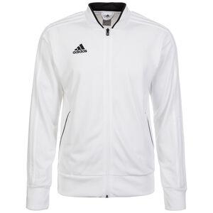 Condivo 18 Trainingsjacke Herren, weiß / schwarz, zoom bei OUTFITTER Online