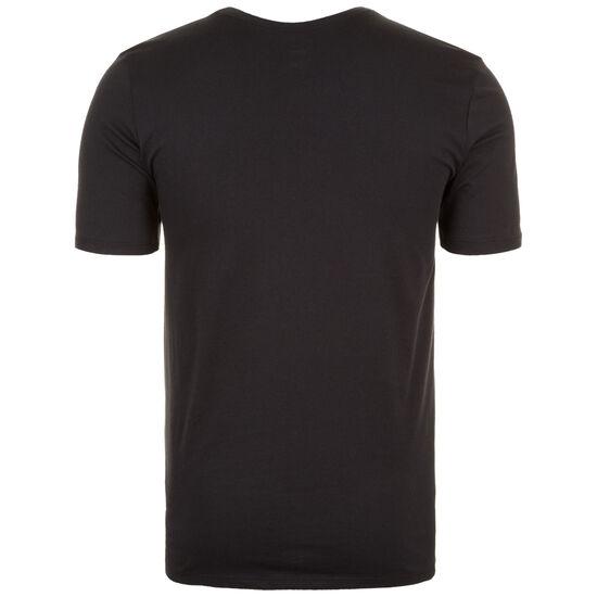 Jordan Jumpman Embroidered Air Herrenshirt, schwarz / weiß, zoom bei OUTFITTER Online