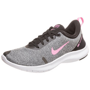 Flex Experience Run 8 Laufschuh Damen, grau / pink, zoom bei OUTFITTER Online