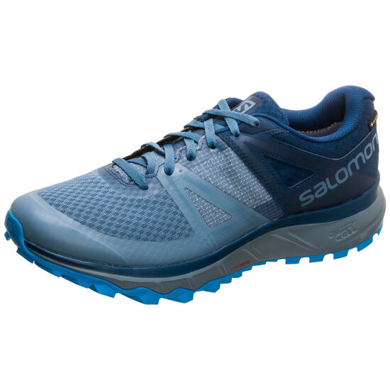 Trailster GTX Trail Laufschuh Herren, blau / schwarz, zoom bei OUTFITTER Online