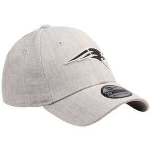39Thirty NFL Heather Essential New England Patriots Cap, hellgrau / schwarz, zoom bei OUTFITTER Online